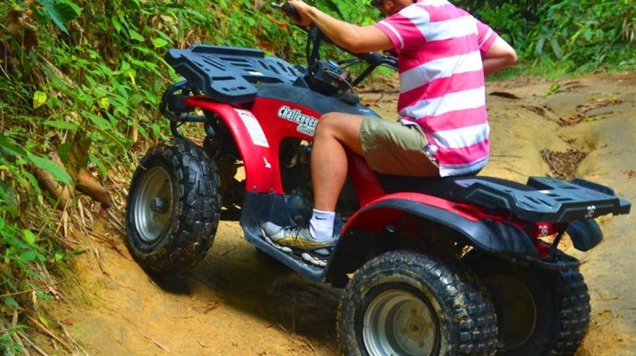 ATV's and UTV's Are Fun And Can Save Lives Too